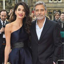 Amal i George Clooney na dobrotvornom događanju u Edinburghu