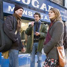 Glen i Marketa na snimanju filma s redateljem Johnom Carneyjem