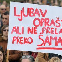 Prosvjed inicijative Spasime