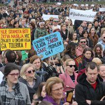 Prosvjed inicijative Spasime - 2