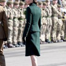 Zeleno izdanje Catherine Middleton - 2