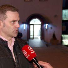 Predsjednik ljevice Srbije Borko Stefanović (Foto: Dnevnik.hr)