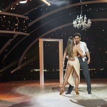 Ples sa zvijezdama, Slavko Sobin i Gabriela Pilić (Foto: Nova TV)