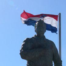 Spomenik Franje Tuđmana (Foto: Dnevnik.hr)