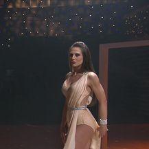Ples sa zvijezdama: Nastupaju Slavko Sobin i Gabriela Pilić(Video: Ples sa zvijezdama)