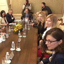 Sastanak premijera Plenkovića s organizatoricama prosvjeda #spasime (Foto: Dnevnik.hr) - 3