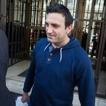 Franjo Varga izišao iz istražnog zatvora (Foto: Davor Javorovic/PIXSELL)