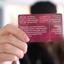Europsku zdravstvenu karticu možete podići u regionalnim centrima HZZO-a