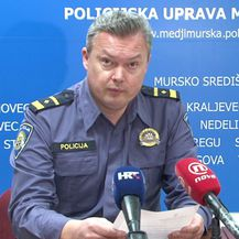 Glasogovornik PU Međimurske Nenad Risek (Foto: Dnevnik.hr)