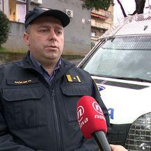 Načelnik treće policijske postaje u Rijeci Marinko Puškarić (Foto: Dnevnik.hr)