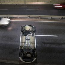 Prometna nesreća na Slavonskoj aveniji (Foto: Davor Puklavec/PIXSELL) - 3
