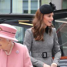 Kraljica Elizabeta i vojvotkinja Catherine Middleton posjetile su King's College u Londonu