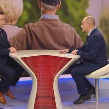 Ministar rada i mirovinskog sustava Marko Pavić i Mislav Bago (Foto: Dnevnik.hr)