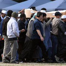 Na memorijalnom groblju Park u Christchurchu pokopane su prve žrtve prošlotjednog masakra u dvjema džamijama (Foto: AFP) - 3