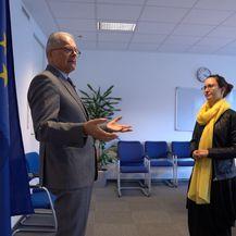 Europska komisija osmislila je i zalagala se za provođenje projekta Europske snage solidarnosti