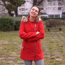 Na volontiranje u Hrvatsku stigla je mlada Makedonka Agnesa Stamenova