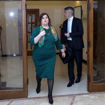 Ministrica Gabrijela Žalac (Foto: Patrik Macek/PIXSELL)