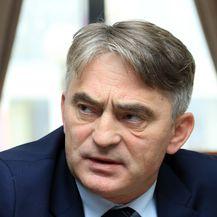 Član predsjedništva BiH Željko Komšić (Foto: Armin Durgut/PIXSELL)