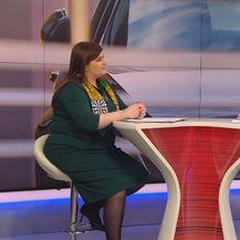 Gabrijela Žalac, ministrica regionalnog razvoja i fondova Europske unije, i Sabina Tandara Knezović (Foto: Dnevnik.hr)