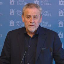 Zagrebački gradonačelnik Milan Bandić (Foto: Dnevnik.hr)