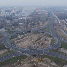 Nadogradnja zagrebačkog rotora (Foto: Dnevnik.hr)