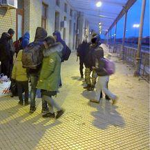 Migranti uhvaćeni u Vršcu (Foto:Carina Republike Srbije)2