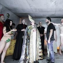 Predstava Michelangelo (Foto: HNK pl. Zajca)