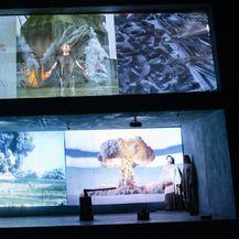Impozantna scenografija predstave (Foto: HNK pl. Zajca)