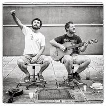 Cabaret - Koncert za žlice i gitaru 2 (Foto: Teatar Exit)