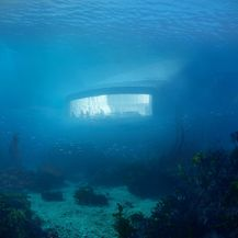Podvodni restoran Under, Norveška - 2