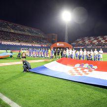 Hrvatska - Azerbajdžan (Foto: Jurica Galoic/PIXSELL)