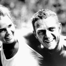 Ali MacGraw i Steve McQueen