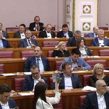 Sjednica Sabora (Foto: Dnevnik.hr)