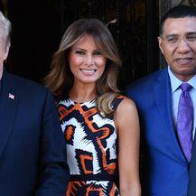 Izdanje Melanije Trump pored kojeg muškarci nisu imali šanse