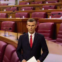 Izglasan Zakon o financiranju političke aktivnosti (Video: Vijesti u 17h)