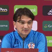 Press konferencija Dalić i Rakitić u Budimpešti