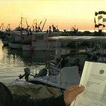 Zatvorska kazna zbog ribarenja u Savudriji (Video: Dnevnik Nove TV)
