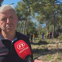 Mirko Ruščić iz Povjerenstva za Marjan (Foto: Dnevnik.hr)