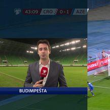 Odjava javljanja uživo iz Budimpešte