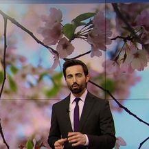 Vremensku prognozu donosi Dario Brzoja (Video: Dnevnik Nove TV)