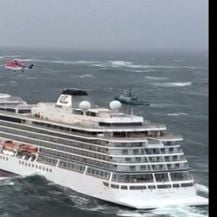 Viking Sky (Video: Reuters)