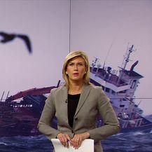 Dio putnika evakuiran je s norveškog kruzera (Video: Vijesti u 17h)