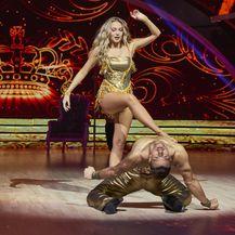 Ples sa zvijezdama, Sonja Kovač i Gordan Vogleš (Foto: Nova TV)