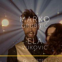 Ples sa zvijedama: Nastup Marka Grubnića i Ele Vuković (Video: Ples sa zvijezdama)