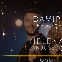 Ples sa zvijedama: Nastup Damira Kedže i Helene Janjušević (Video: Ples sa zvijezdama)