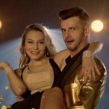 Ples sa zvijedama: Nastup Sonje Kovač i Gordana Vogleša (Video: Ples sa zvijezdama)