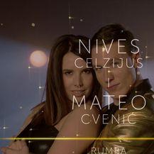 Ples sa zvijedama: Nastup Nives Celzijus i Matea Cvenića (Video: Ples sa zvijezdama)
