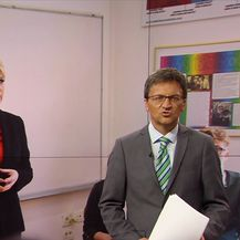 Predsjednica u posjetu Zadru (Video: Vijesti u 17h)