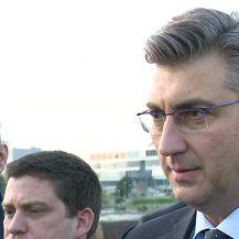 Premijer Plenković u Rijeci komentirao aktualne teme (Dnevnik.hr)
