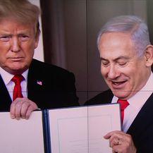 Nova Trumpova podrška Izraelu (Video: Večernje Vijesti)
